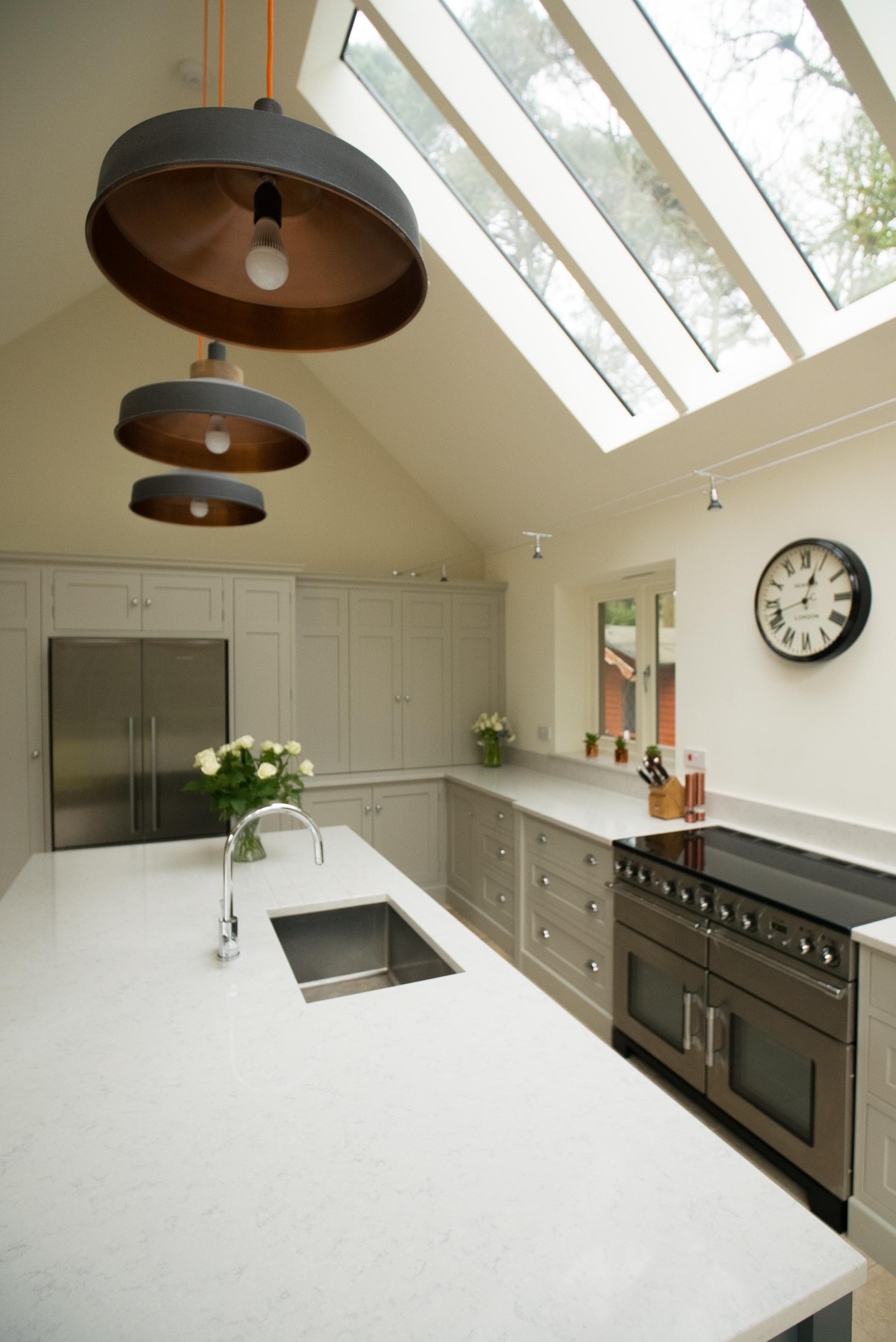 Farnham Family Kitchen