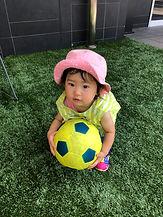 子どもの遊び場・サッカーの練習に人工芝がオススメ