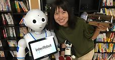 ロボットにさわって、未来の社会を語ろう