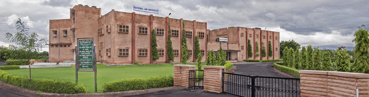 National Law Univewrsity, Jodhpur