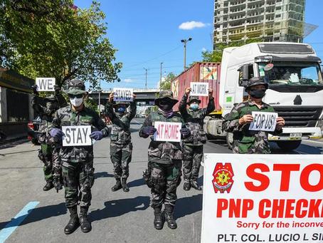 Corona: Strange punishment for lockdown breakers in the Philippines