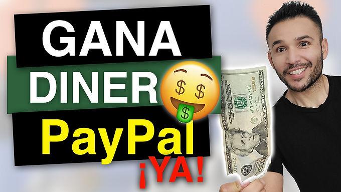 Mis aplicaciones para ganar dinero en PayPal o Amazon en 2021