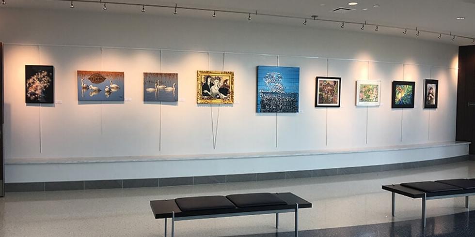 Art Opening at Lenexa City Hall