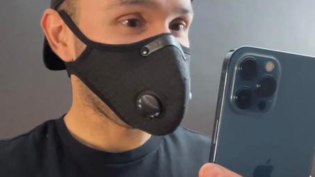 Desbloquea tu iPhone con todo y mascarilla