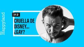 Cruella: ¿Salió Disney del clóset con personaje gay?