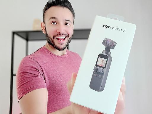 DJI Pocket 2: la cámara de bolsillo con estabilizador mejora