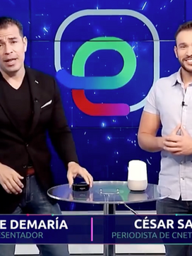 Programa Enchufados, Univisión