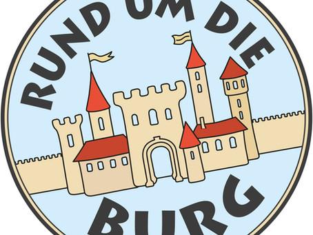 Wanderausstellung des Bezirks Unterfranken – ,,Rund um die Burg''