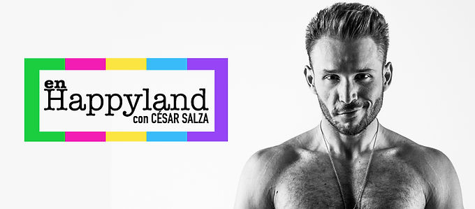 En Happyland en Deezer: el podcast gay para disfrutar de tu San Valentín