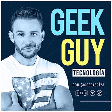 ¿Cómo escuchar Tecnología con César Salza | GeekGuy el podcast?