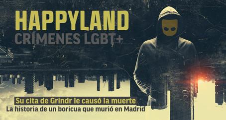 El asesino de Grindr: Crímenes LGBT+