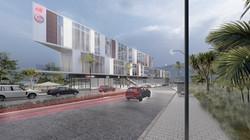 Commercial center Shomron