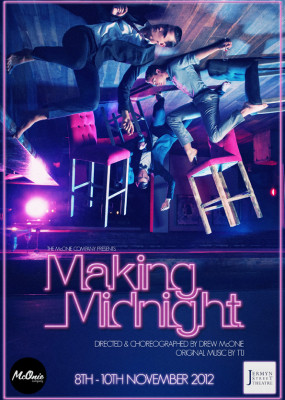 Making Midnight poster