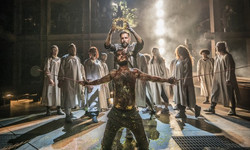 Jesus Christ Superstar, The Barbican