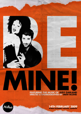 Be Mine! poster
