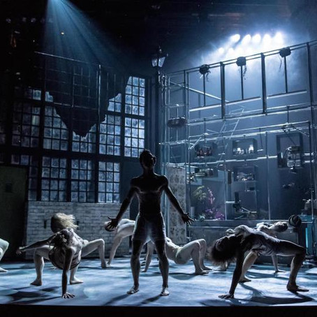 Jekyll and Hyde opens at the Old Vic Theatre