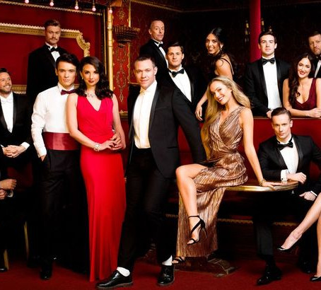 Full casting announced for Strictly Ballroom