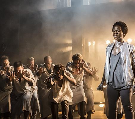 Olivier Award nomination for Jesus Christ Superstar