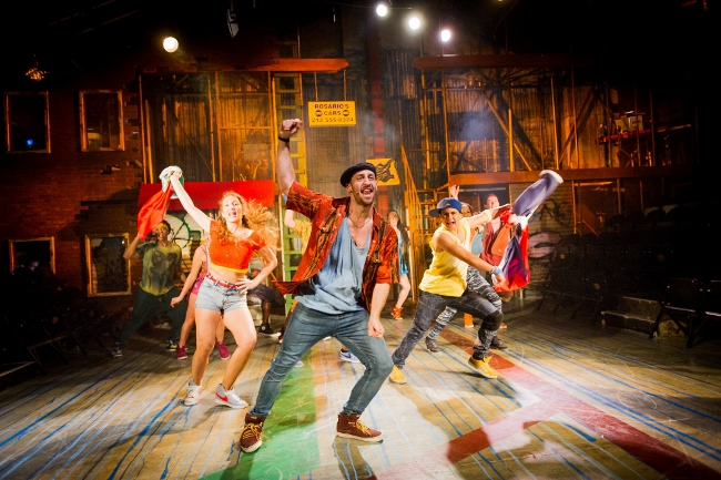 In The Heights, Southwark Playhouse