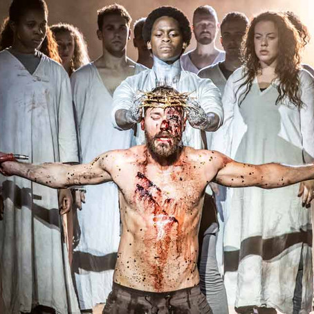 Jesus Christ Superstar opens at Regent's Park