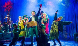 The Lorax, Old Vic Theatre