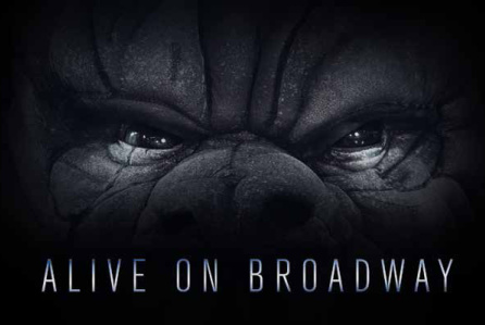 Drew to direct King Kong on Broadway