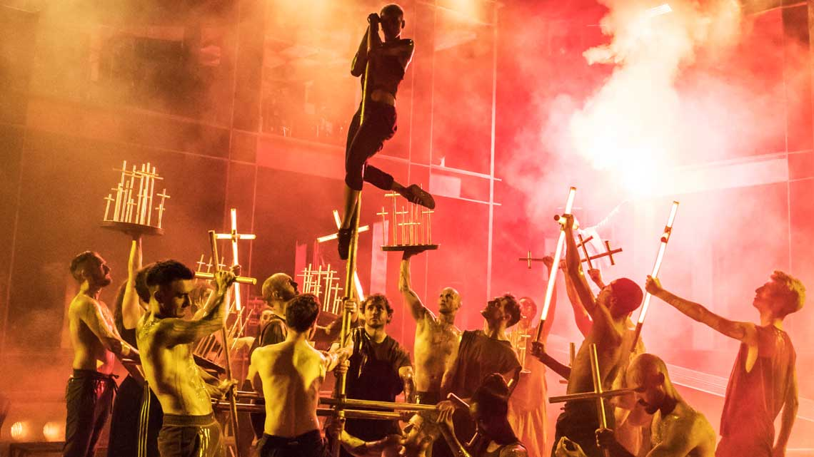 Jesus Christ Superstar, Open Air
