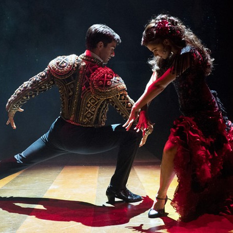 Strictly Ballroom opens at West Yorkshire Playhouse