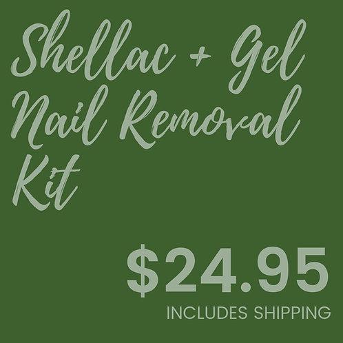 Gel Removal Kit