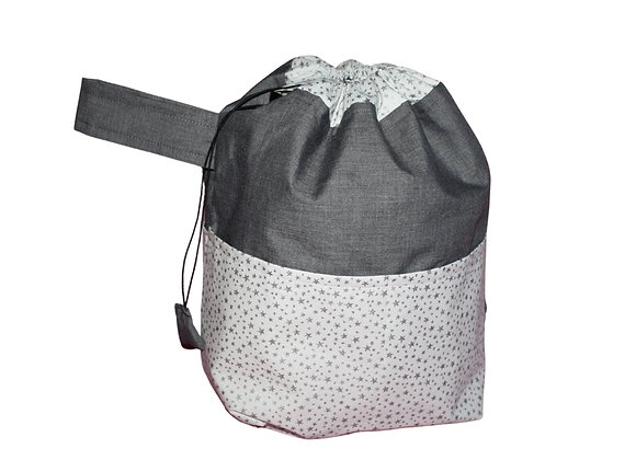 Silver Star Toiletry Bag