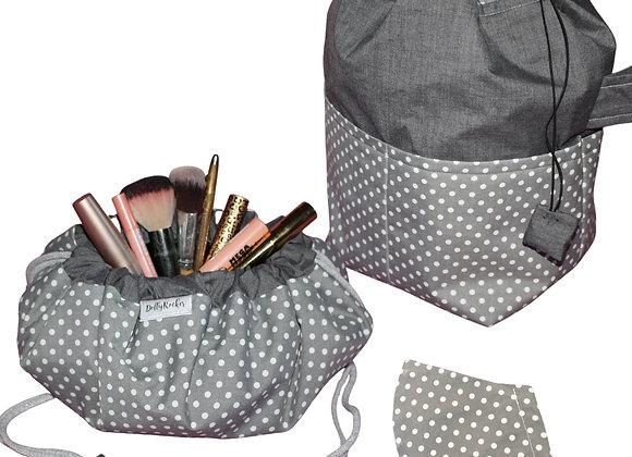 Grey Spotty Gift Set