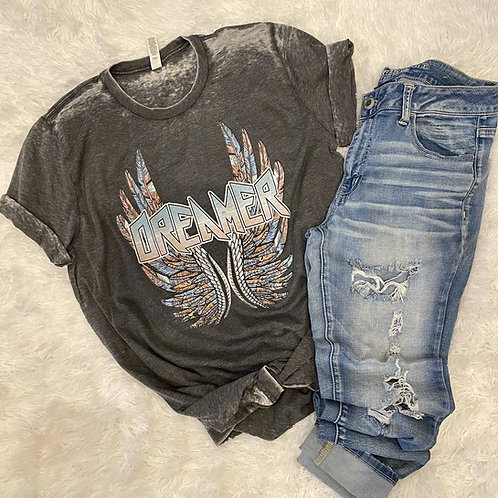 Distressed Dreamer Graphic Tee
