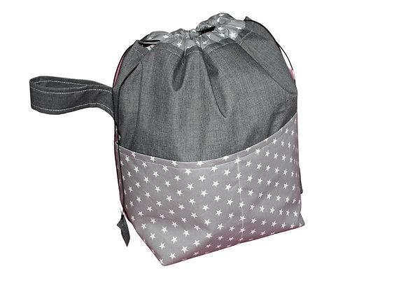 Grey Star Toiletry Bag