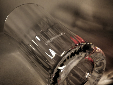 バカラ ミルニュイグラスへの名入れ