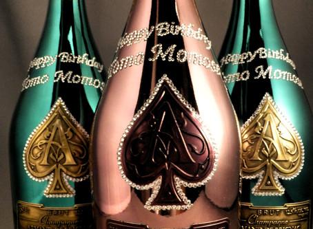 世界NO.1に輝いたシャンパン