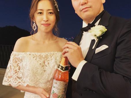 結婚祝いにシャンパンをプレゼントする意味は?