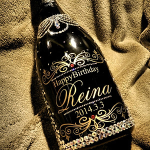 Bottle (Wine,champagne)