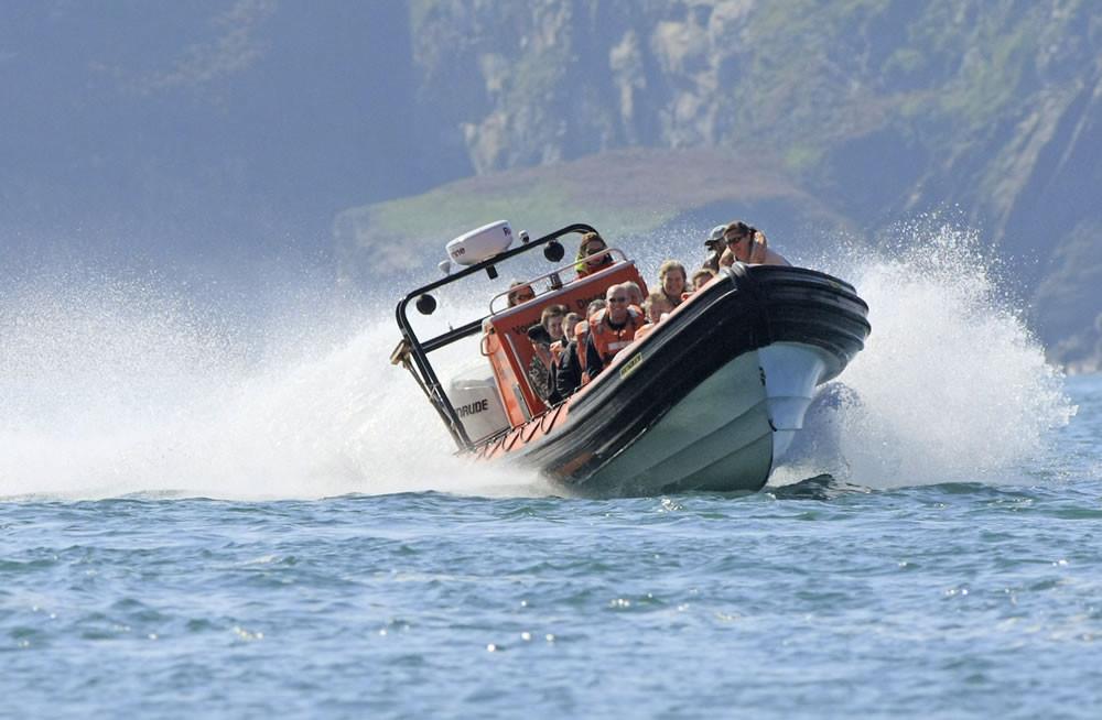 private charter boat trips with SeaXplorer