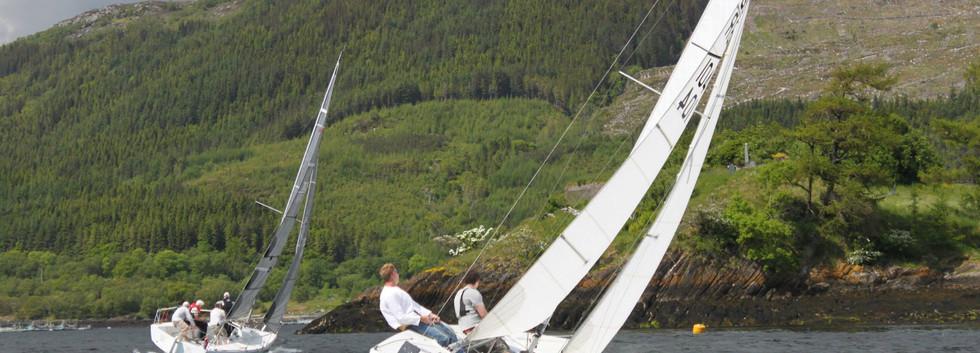 Loch Leven Regatta