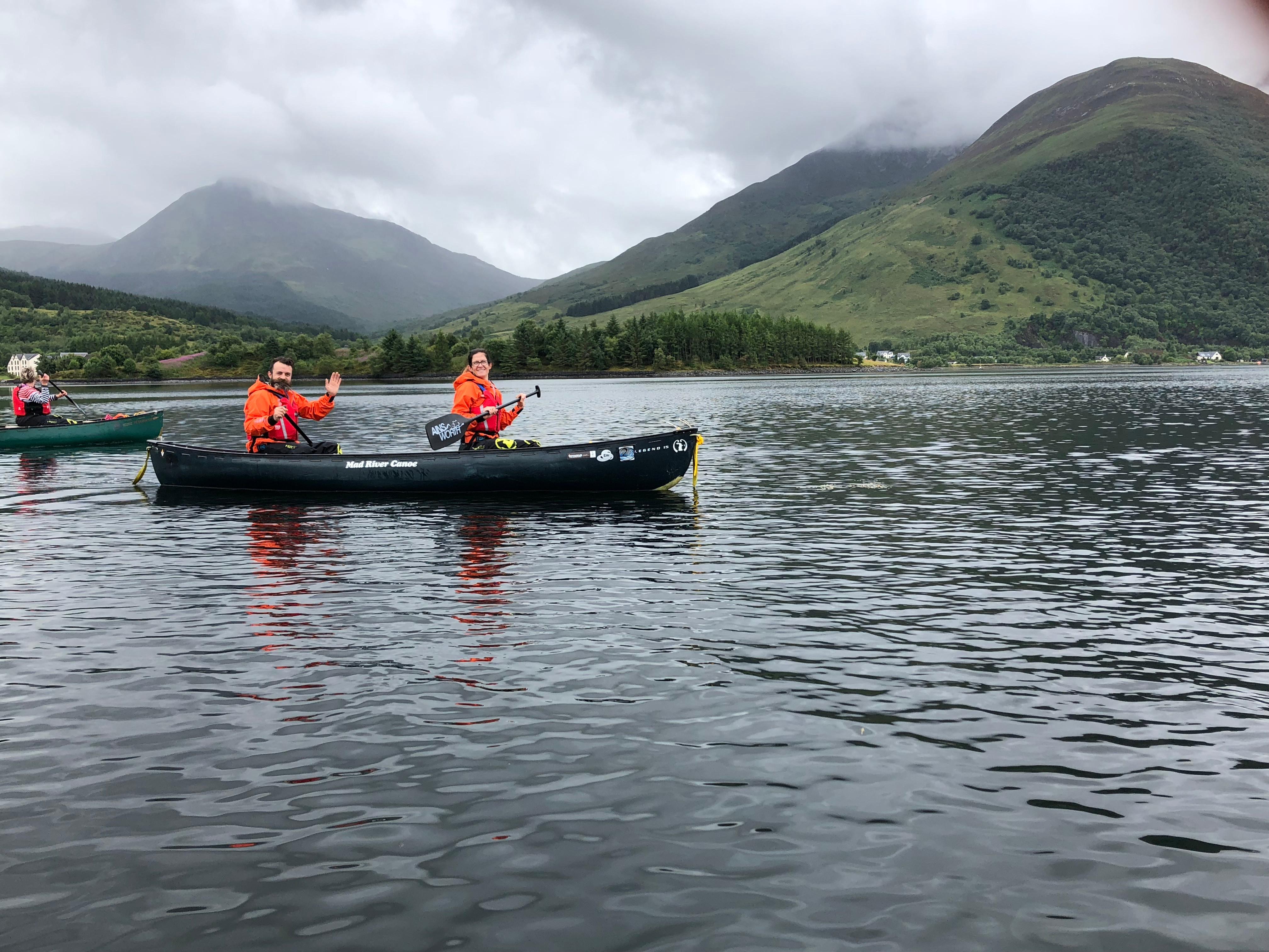 Canoeing (Half Day)