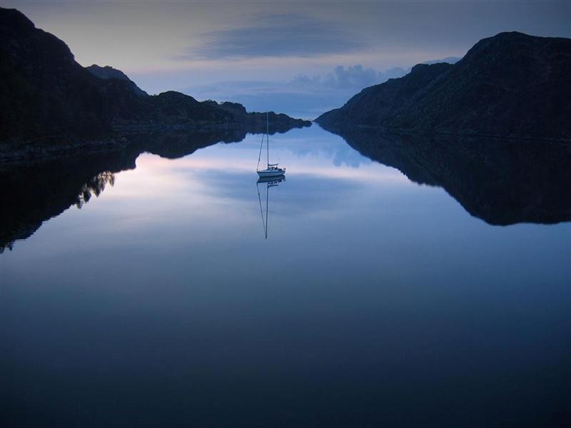 Caledonian Canal Yacht Charter