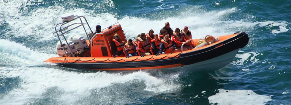 boat trips with SeaXplorer