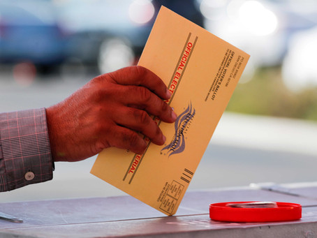 VIEWPOINT: Yes, Voting by Mail is Probably a Good Idea