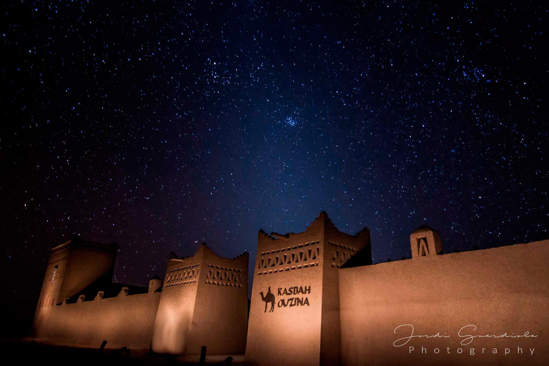 Kasbah estrellas