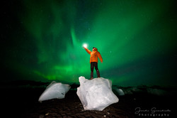 aurora islandia