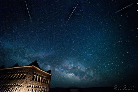 Avistamiento estrellas