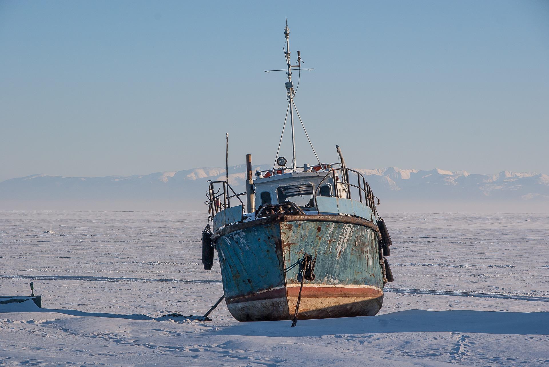 barco Siberia