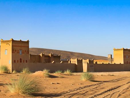 Hoteles de Marruecos (3) La Kasbah