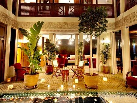 Hoteles de Marruecos (2) El Riad