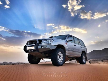 Viajar a Marruecos en tu propio 4x4